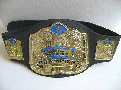 Ceinture Catch Jakks 2003 Wrestling Tag Team Champion Belt Wwe Wwf Loose