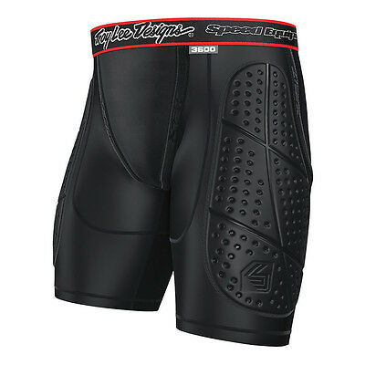 Troy Lee Designs 3600 Protective Base Layer Shorts - Adult & Youth Sizes