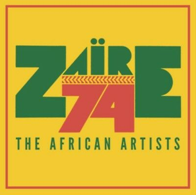 ZAIRE 74, Various Artists, Vinyl, 5060001276359