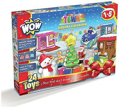 WOW Toys Town Advent Calender. From the Official Argos Shop on ebay