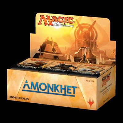 Magic The Gathering Amonkhet Booster Box Sealed New 36 Packs!