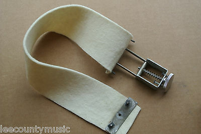 60's GRETSCH Jimmy Pratt MUFFLER for BASS DRUM & SET! LOT #S239