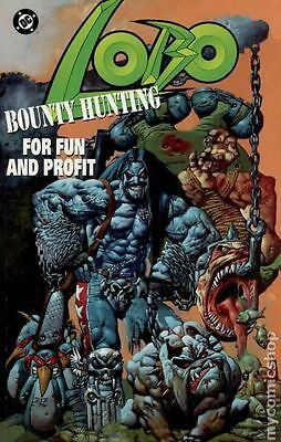 Lobo Bounty Hunting for Fun and Profit (1995) #1A VF/NM 9.0