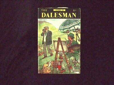 The Dalesman October 1963 . A Monthly Magazine Of Yorkshire And Its People