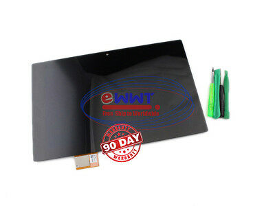 FREE SHIP for Sony Xperia Tablet Z LTE LCD Screen w/Touch Digitizer+Tool XFLS877