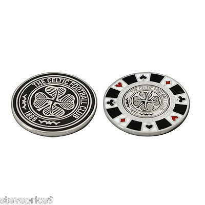 Celtic Fc Casino Golf Ball Marker