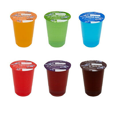 BIG TIME FLAVOURED CUP SOFT DRINKS FOR KIDS 200ml WITH STRAWS BIRTHDAY PARTIES