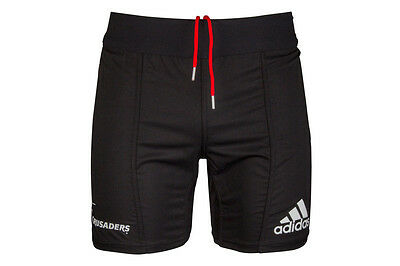 adidas Crusaders 2017 Territory Players Super Rugby Shorts