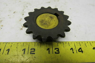 """Martin 35BS16HT1 Single Row 1"""" Bore To Size 16 Tooth Sprocket"""