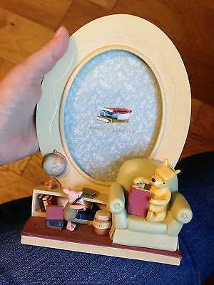 Michel & Company Disney Classic Winnie the Pooh Picture Frame With Free Shipping