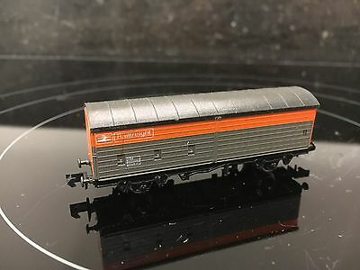 grafar railfreight VBA  van N Gauge