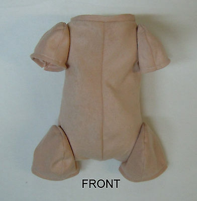 """Doe Suede Body for 26/"""" Dolls 3//4 Jointed Arms Full Front Legs #512"""