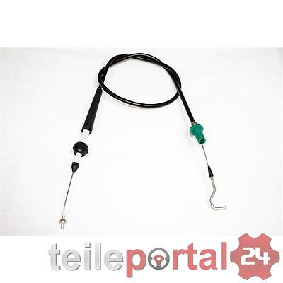 Throttle cable VW CADDY I GOLF II