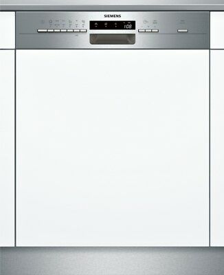 Siemens SN536S00AE - Can be integrated - Stainless steel - Dishwasher 60 cm