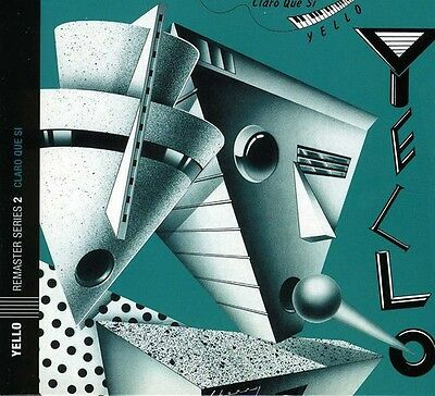 Yello - Claro Que Si [Bonus Tracks] [Remastered] [Digipak] [New CD] Bonus Tracks