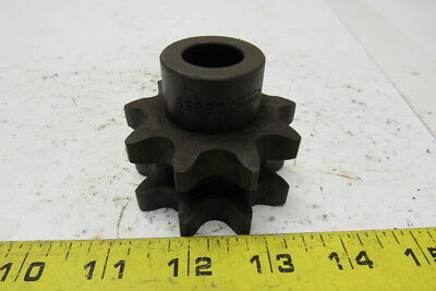 """Martin D60B9 #60 Double Row 3/4"""" Bore to Size 9 Tooth Sprocket"""