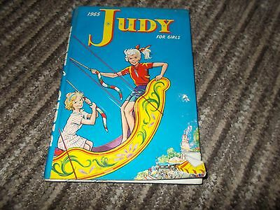 Judy Annual 1965 Good Condition