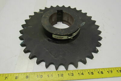 "Martin 80BS32 #80 Single Sprocket Row 2-15/16"" Keyed Bore 32 Tooth"