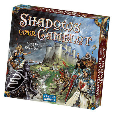 Shadows Over Camelot - Board Game  New