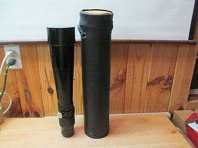 Vintage Vivitar Telephoto Lens + Case 1:6.3 500mm DB