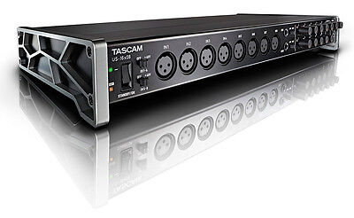 Tascam US-16x08 USB Audio and MIDI Interface (NEW)