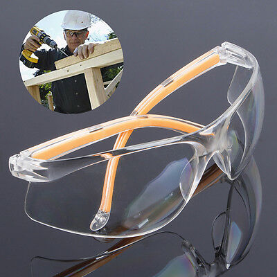 UV Protection Safety Goggles Work Lab Laboratory Eyewear Eye Glasses Spectacles