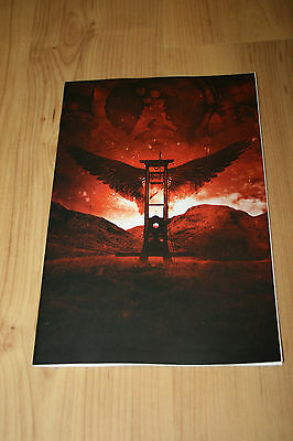 Amory Wars Good Apollo IV No. 1 RARE TOUR EDITION Variant Cover - Coheed Cambria
