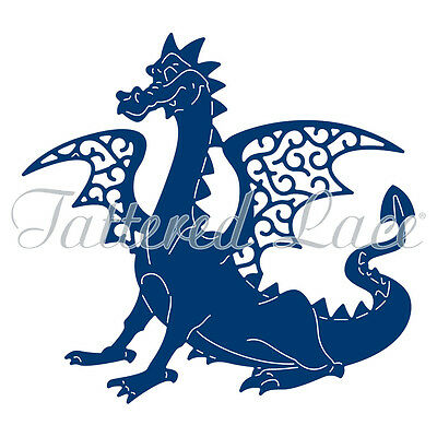 Tattered Lace - DAVE THE DRAGON - TTL/D1029 Stephanie Weightman