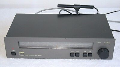 SMART NAD 4020A AM/FM STEREO TUNER in GOOD CONDITION