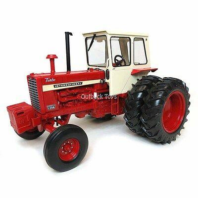 1/16 50th Anniversary International Harvester 1256 Ice Cream Cab w/ Duals, ERTL