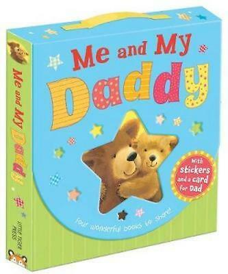 NEW Me and My Daddy By Various Novelty Book Free Shipping