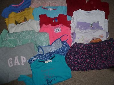 Girls Joblot clothes age 6-7 years bundle
