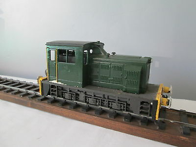 Atlas O Gauge 0-6-0 Diesel Switcher / Shunter Loco Repainted
