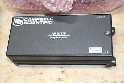 New Campbell Scientific Am16/32B Relay Multiplexer