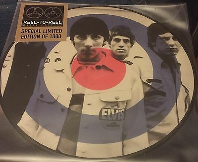 """The Who - Radio Sessions 1965  -   10"""" Picture Disc LP - Brand New  - 1000 Only"""