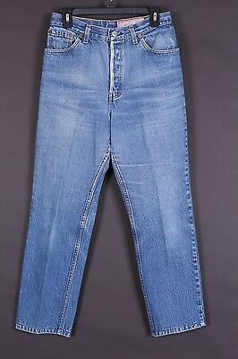 Vtg Levis 26-501 Button Fly High Waisted Boyfriend Mom Jeans Size 28-28 Usa