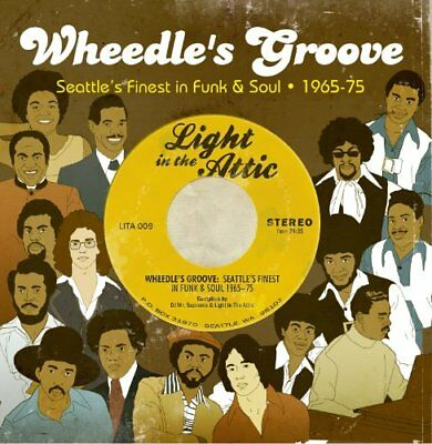 Various/ Wheedles Groove - Seattles Finest Funk and Soul 65-75 Vinyl Maxi L NEW