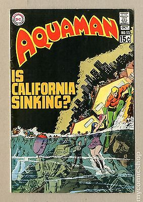 Aquaman (1962 1st Series) #53 VG- 3.5