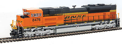 Walthers HO Scale EMD SD70ACe (Sound/DCC) BNSF Railway/Heritage 3 #8476