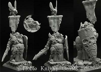 Scibor Monstrous Miniatures Fantasy Mini 28mm Rotten Lord #3 Pack MINT