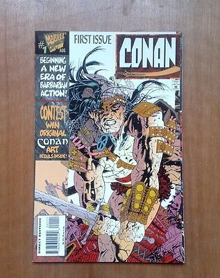 Conan 'new Beginning' Issue #1 Song Of The Death Pits, Aug '95 V/fine Cond