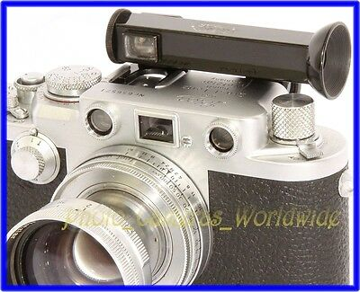 1933 Leitz WINTU Right-Angle Finder / Angle Viewfinder for LEICA 35mm Cameras