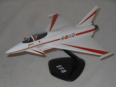 Vintage Model Aeroplane - Model - Euro Fighter EFA JF 90 with Stand Eurofighter