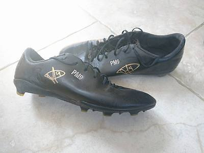 "Paddy Madden - Scunthorpe United Fc ""match Worn"" - Signed Boots"