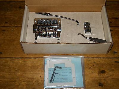 Kahler 2310 locking tremolo made in USA with palm lever