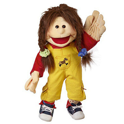Living Puppets Therapiepuppe W661 Zwilling Lou 65 cm Handpuppe