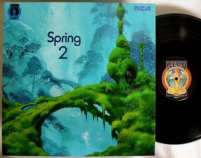 spring - 2    ( UK ) - new  LP-re-release