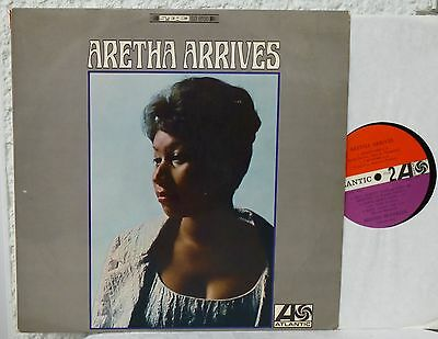 ARETHA FRANKLIN - Aretha Arrives     Atlantic  LP  1967