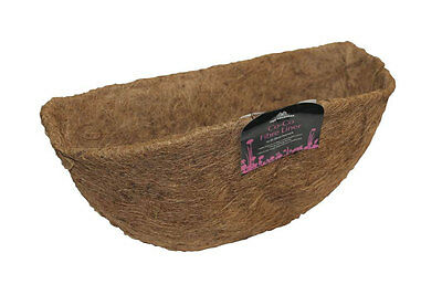 65cm Wall Basket Liners - Wall Manger Liners - Hayrack Liner - Co-co - Coir