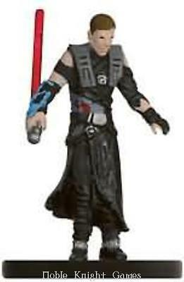 WOTC Star Wars Minis Force Unleashed Vader's Apprentice - Unleashed NM
